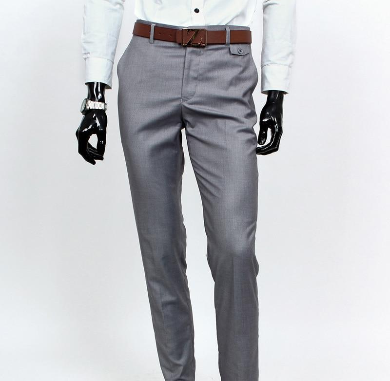 2018 ny ankomst terno masculino Business casual kostymer män - Herrkläder - Foto 3