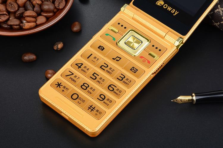 senior cell MP3 Flip 15