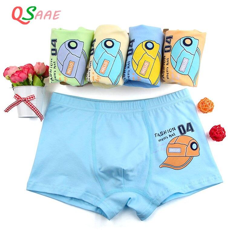 Boy/'s Dinosaur Boxer Briefs Comfort Short Underwear Cotton Boxers Pack of 5