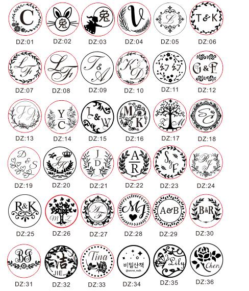 Clearance SaleDesign Your Own Embosser Stamp / Custom Embosser Seal for Personalized / Wedding Seal