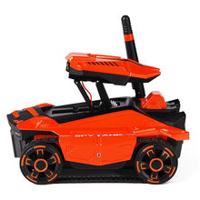 Interactive Twin Battle RC Radio Tank Bullet Shooting Boy Kids Toy Controlled Car RC Remote control Tank Electronic Toys M0523(China)