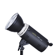 лучшая цена NiceFoto a-300w professional studio lights flash light photography light equipment single lamp