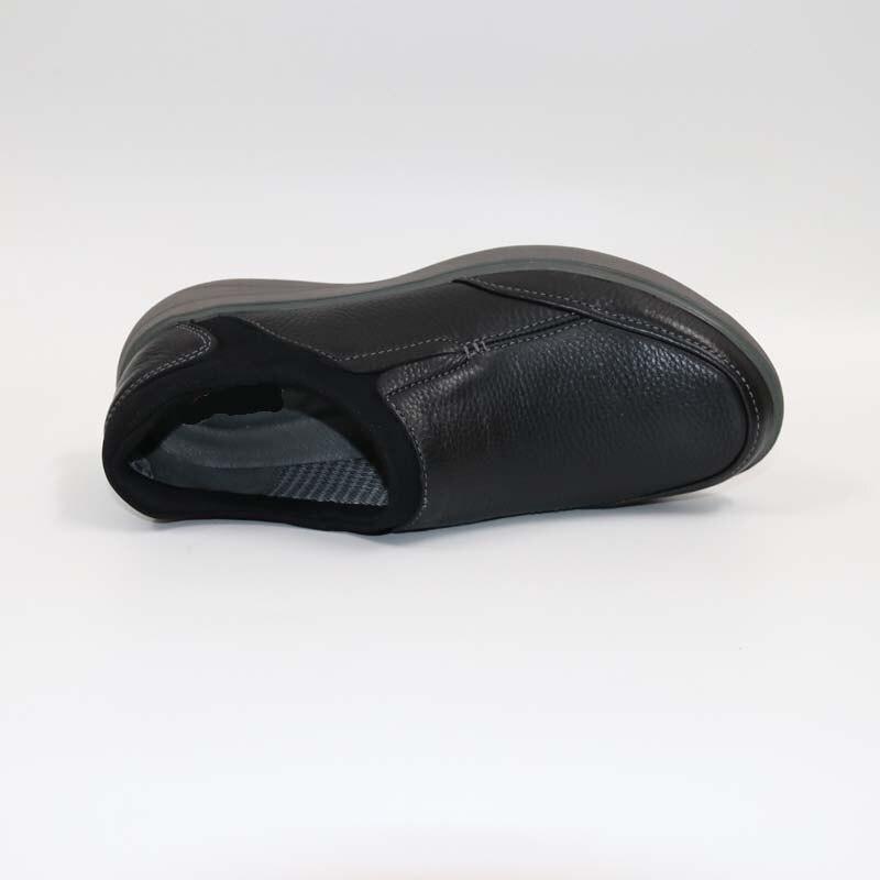 Buty z prawdziwej skóry manHigh jakości klasyczne męskie ShoesCasual buty manLight i wygodne męskie shoesLefu buty człowiek w Męskie nieformalne buty od Buty na  Grupa 2