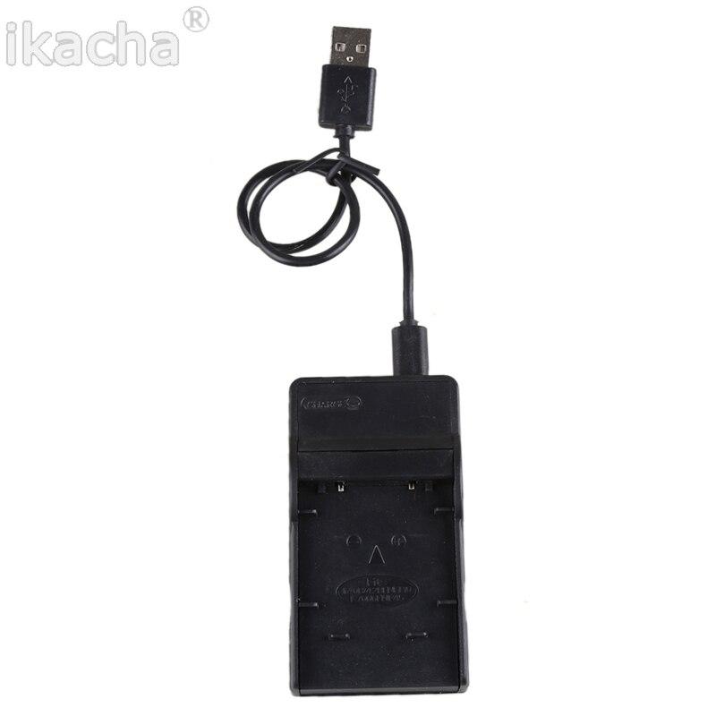 EN-EL19 ENEL19 USB Battery Charger For Nikon Coolpix S100 S2500 S2550 S2600 S2700 S2750 S2800 S3100 S3200 S3300 S3400 S3500