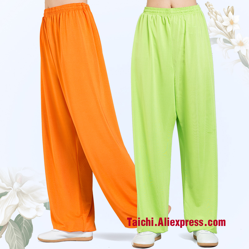 Tai Chi Pants   Martial Art Yoga  Pants Wu Shu  Pants