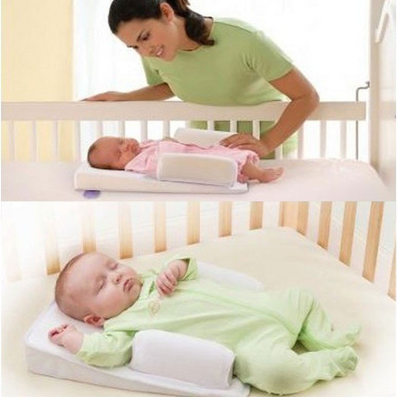 Baby Bedding Muslinlife Cute Baby Pillow Infant Anti-rollover Pillow Baby Sleep Positioning Animal Pillow Comforter Mattress Pillow Gift For Improving Blood Circulation Mother & Kids