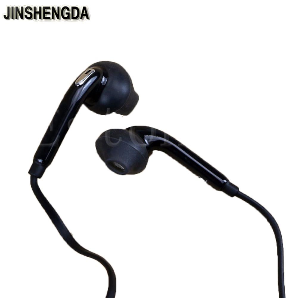 JINSHENGDA In-Ear Headset Earphone Earbud Handsfree For Samsung Galaxy S6/ S6 Edge