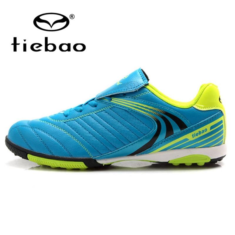 TIEBAO Outdoor football training shoes Cleats football shoes Soccer Football Boots cheap Outdoor soccer boots athlet men shoes training shoes