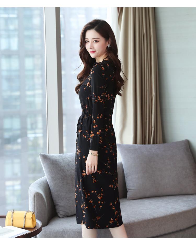 Lady dresses,2019 new arrival fashion dresses,big size