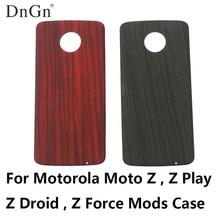 Для Motorola Moto Z Play Z Droid Z Force Дело Магнитный Адсорбция крышка dngn Moto моды Бесплатная доставка