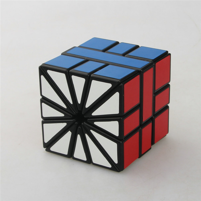 Square-2 SQ2 Professaional Speed Magic Puzzle Cube 3 Layers Magico Cubo Educational Toys For Kids Children