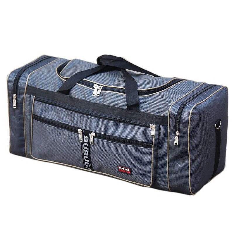 bajo precio 657d8 6ce01 € 36.5 30% de DESCUENTO|Oxford impermeable plegable bolso de viaje para  hombre 3 colores organizador de equipaje grande T566-in Bolsas de viaje  from ...