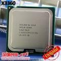 Original Processor Intel Xeon X3360 Quad Core 2.83GHz LGA 775 95W 12M Cache Server CPU scrattered piece free shipping