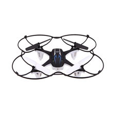 New RC Quadcopter RTF Remote Control Helicopter Rotating UFO without Camera 2.4G 4CH 6 Axis Gyro 3D Drone LED Lights 2 Colors