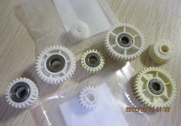 Pickup gear kit for Ricoh AF1075 AF2075 AF1065 MP7500 MP8000