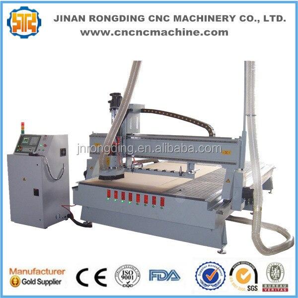 Importowane części maszyn cnc router 1325 z automatycznym - Maszyny do obróbki drewna - Zdjęcie 1