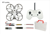 LDARC Tiny R7 75mm PNP Combo RTF / Basic / Adavnce 2.4G RC Indoor Brushed Mini Racing Drone Camera 25mW 16CH FPV Dron