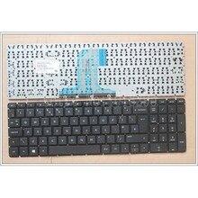 New UK Laptop keyboard For HP 250 G4 256 G4 255 G4 15 ac 15 ac000 15 af 15 af000 no Frame Teclado Keyboard PK131EM1A09 NSK CWASC