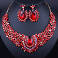 African Beads Jewelry Set Nigerian Wedding for Brides Party Bridal Jewelry Sets Free Shipping