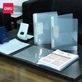 Deli новое поступление  горячая прозрачная папка для документов PP A4  держатель для файлов  папка для документов  канцелярская сумка для студен...