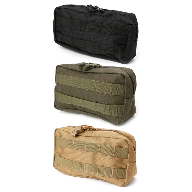 High Quality Tactical Bag Waist Belt Wallet Pouch Purse Fanny Pack Camping Phone Case Useful