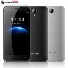 Original HOMTOM MTK6735 HT3 Pro 4G LTE FDD teléfono móvil Quad Core 5.0 pulgadas HD Android 5.1 2 GB RAM + 16 GB ROM 8MP IPS Móvil teléfono