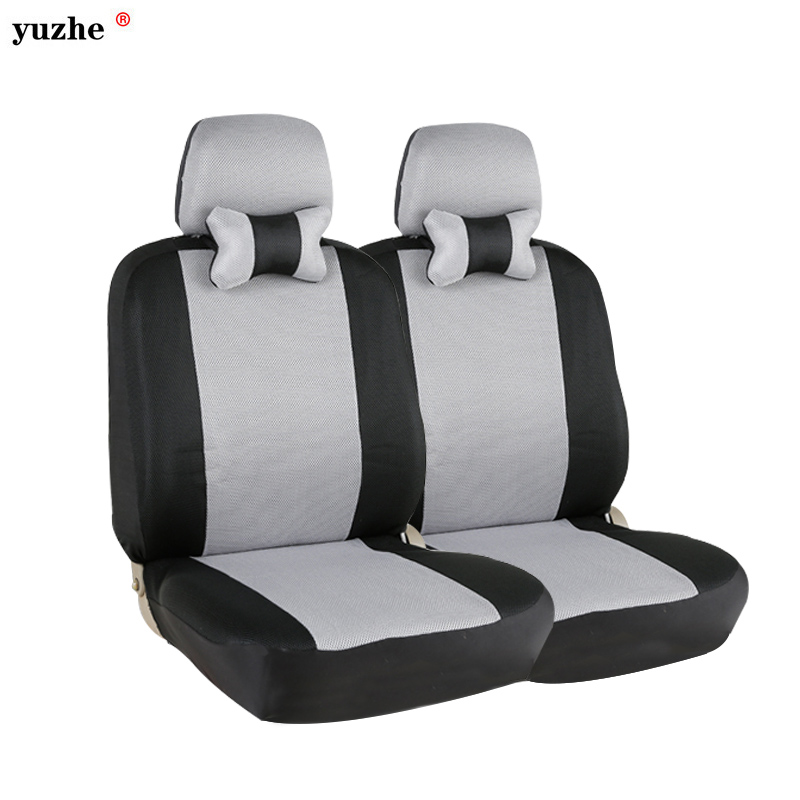 Yuzhe Universal car seat covers For Nissan Qashqai Note Murano March Teana Tiida Almera X-trai juke car accessories styling cawanerl car sealing strip kit weatherstrip rubber seal edging trim anti noise for nissan almera march micra note pixo platina