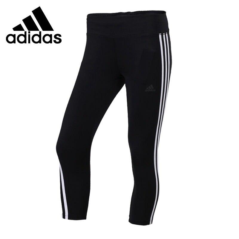 Laufstrumpfhosen Fein Original Neue Ankunft Adidas Leistung D2m Rr 3 S 3/4 Frauen Engen Shorts Sportswear Elegante Form