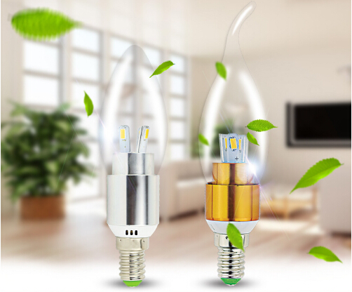 Systematic 5pcs/lot Led Candle Lamp Bulb Awl Cone Tail Stretch Long Tail E14 E12 3w 5w 7w 9w Four Fork Metal Sharp Tail Candle Light Lamp Smoothing Circulation And Stopping Pains Led Bulbs & Tubes Back To Search Resultslights & Lighting