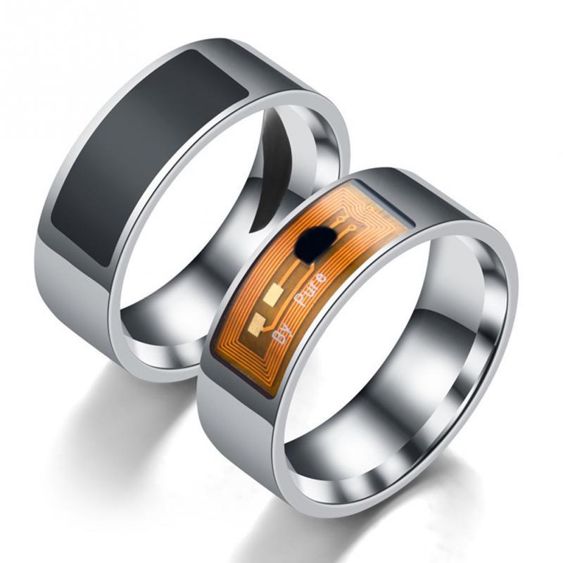 NFC Multifunctional Waterproof Intelligent Smart Ring 18