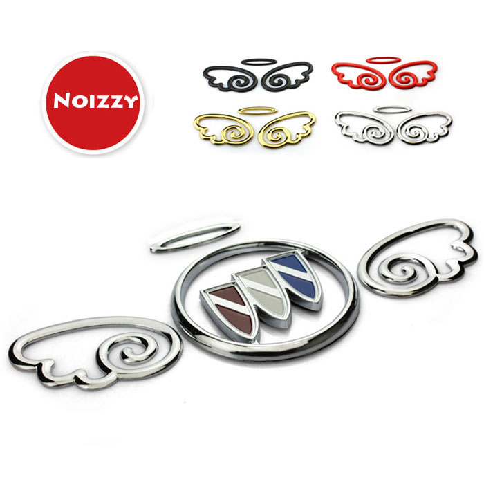 High Quality Wholesale Wing Logo From China Wing Logo Wholesalers - Car sign with wings