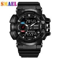 S SHOCK Mannen Quartz Digitale Horloge Mannen G Stijl Sport Horloges Relogio Masculino LED Militaire Waterdichte digitale Horloges mannen