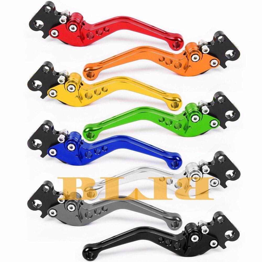 10 Colors For Honda CBR500R CB500F CB500X CB 500X 500F CBR 500R 2017 Motorcycle Long/ Short Clutch Brake Levers CNC Moto Shortly cnc short brake clutch levers fit for honda cbr250r cbr300r cbr500r cb500f x