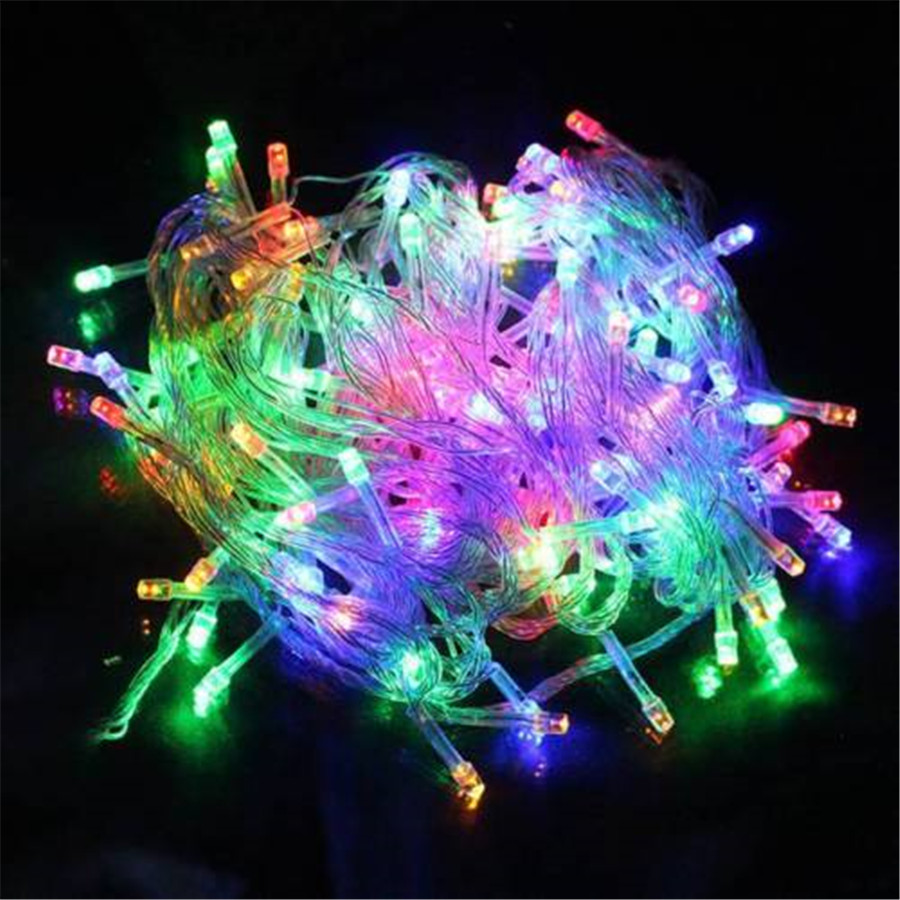 Outdoor Christmas Lights 100m Christmas Lights Promotion Shop For Promotional 100m