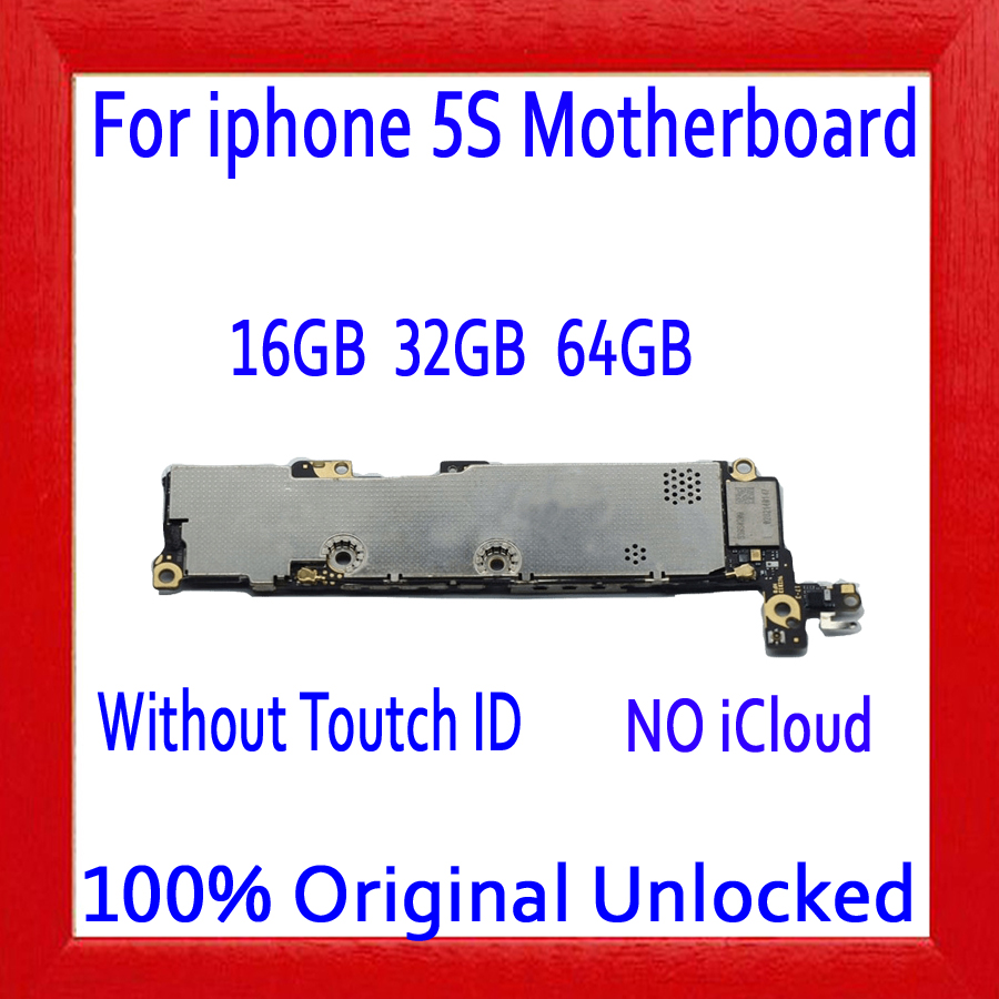 16gb 32gb 64gb for iphone 5S Motherboard without Touch ID,100% Original unlocked for iphone 5S Mainboard with IOS System16gb 32gb 64gb for iphone 5S Motherboard without Touch ID,100% Original unlocked for iphone 5S Mainboard with IOS System