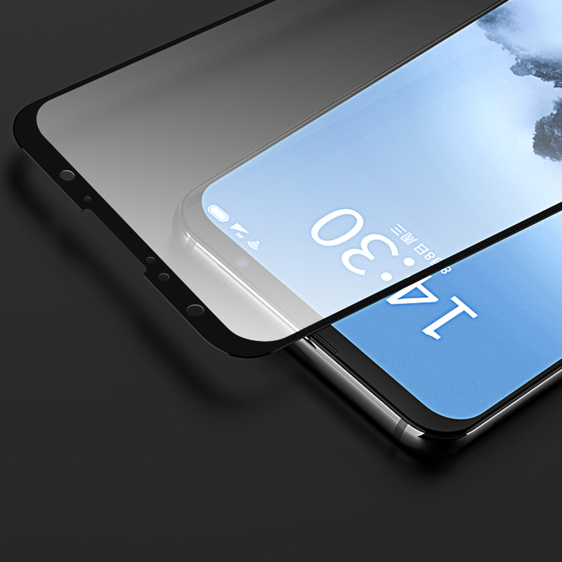 3D Full Cover Tempered Glass On The For Meizu M6 M6S M6T M5 M5S M5C M5 Note M6 Note Note 8 9 16s 16 16th Protective Glass Film