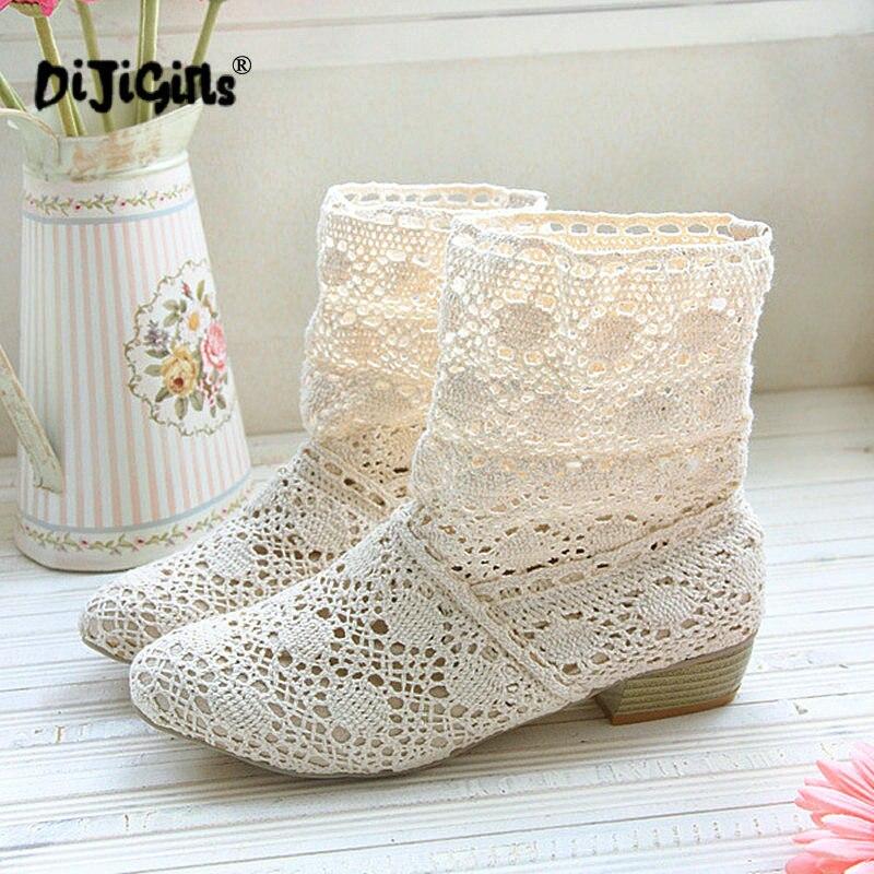 Tienda Online Dijigirls verano botas bootie con los nuevos zapatos ...