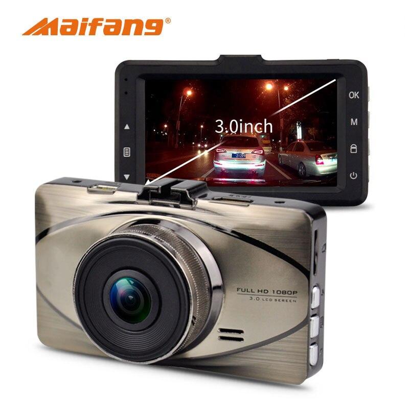 Novatek 96655 Car Dash Camera Full HD 1920x1080P 30Fps Car Dvr Camera Recorder 3 0