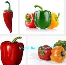 Красный перец, перец чили, Декоративные плоды семена овощных культур, около 200 частиц