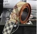 2016 Arte Absoluta Genuina correa de cuero de la marca de Lujo de los hombres cinturón cinturones de alta calidad para Hombres y mujeres