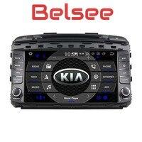 Belsee 2015 2016 Kia Аксессуары Для Sorento Android 8,0 Штатная Восьмиядерный PX5 оперативной памяти 4 ГБ + 32 ГБ радио dvd плеер gps навигации радио