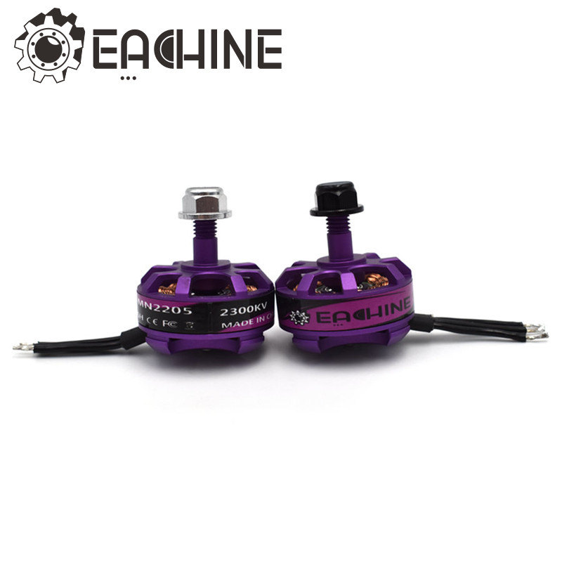 Eachine 2205 MN2205 2300KV 2S-4S Motor For Eachine Wizard X220 X210 250 280 Motors Engine RC Quadcopter Frame Replace Part 2016 new arrival 4 pieces eachine spare part motor mount motor protector for wizard x220 fpv racer 22 series motors