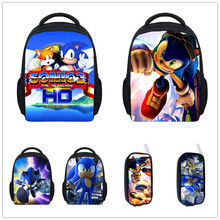 Cartoon Printed Kids Bag