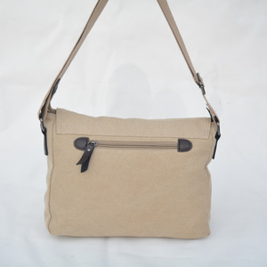 Image 3 - Bolsa transversal feminina, bolsa de lona, de desenho animado, para letras, de anime