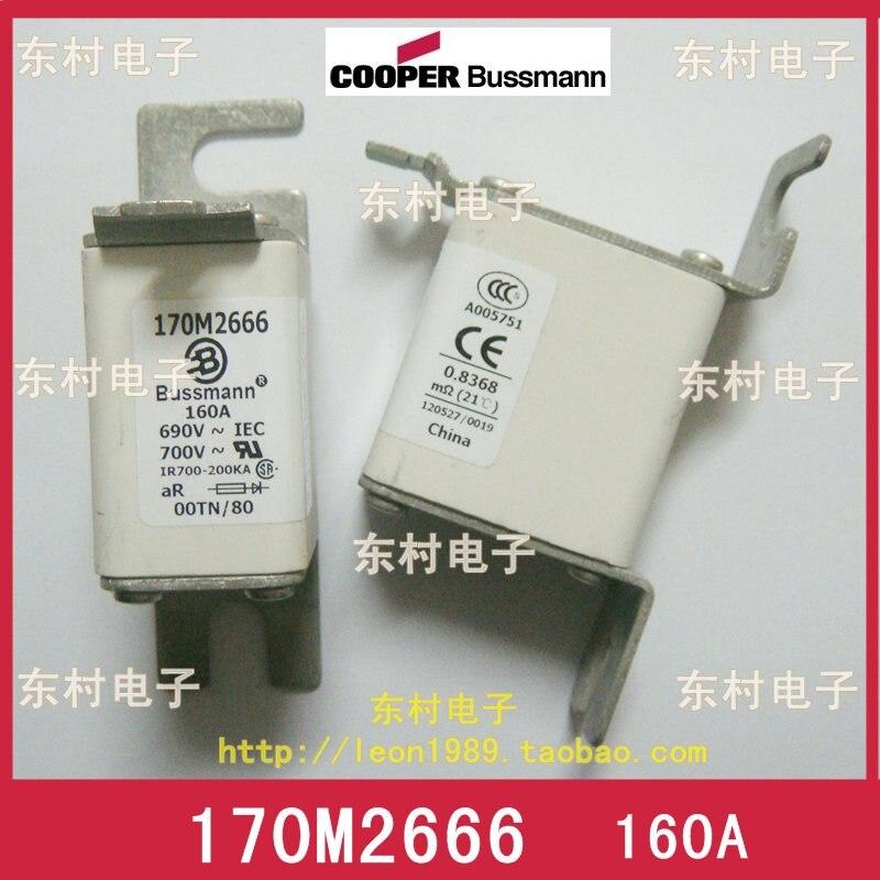[SA]US imports BUSSMANN Fuses 170M2666 160A 690V 170M2666 fuse [sa]us imports cooper bussmann fuses 170m2620 160a 690v fuse