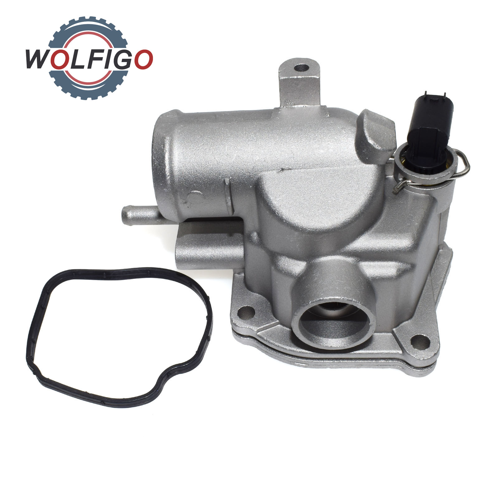 Wolfigo New Engine Coolant Thermostat 6112000515 6112000315 For Hvac Blower Motor Resistor W Wiring Harness 0407 Buick Rainier Mercedes Benz S Class Saloon W210 S210 E200 E220 E270t Cdi In Thermostats Parts From