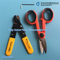 3 PCS MILLER F0103 Fibra stripping alicates + RUBICON RCZ-527 Fibra De Kevlar scissors Tool Set