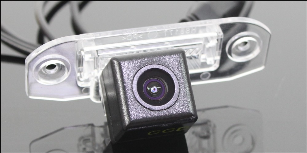 Car Camera For Volvo XC90 High Quality Rear View Back Up Camera For Fans  CCD + RCA Show
