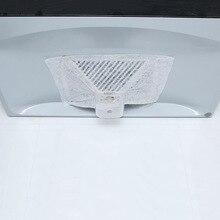 10 แพ็ค 46X32 ซม.ห้องครัวกระดาษดูดซับน้ำมันป้องกัน Universal Non woven Anti น้ำมันตัวกรองฝ้ายหม้อหุงข้าว hood Extractor พัดลม