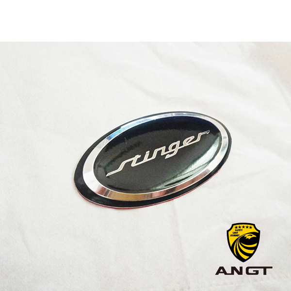 Newest Car Styling Decoration Stickers For <font><b>Kia</b></font> Stinger Car-styling Car-cover image